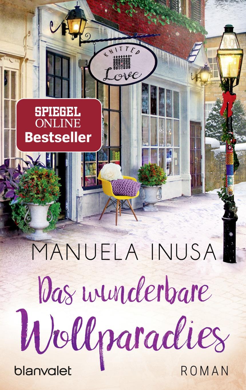 Das wunderbare Wollparadies von Manuela Inusa